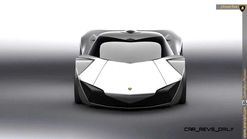 Design Talent Showcase - 2020 Lamborghini Minotauro by Andrei Avarvarii 22