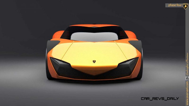 Design Talent Showcase - 2020 Lamborghini Minotauro by Andrei Avarvarii 28