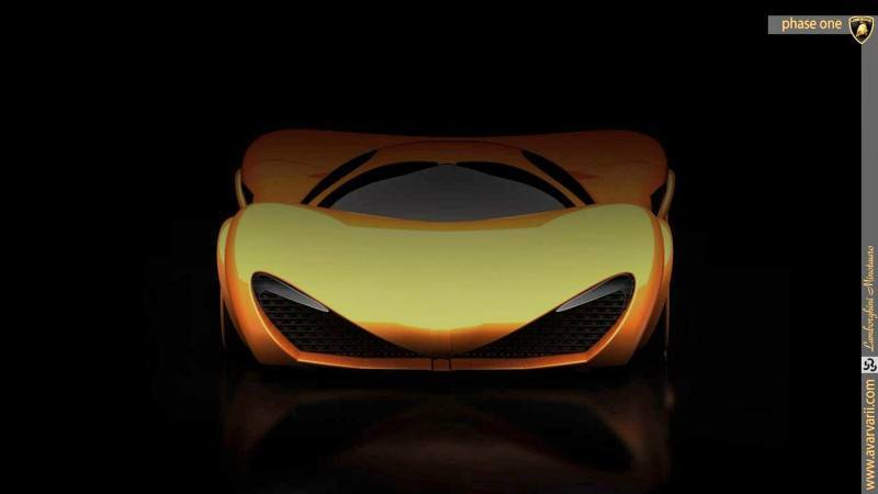 Design Talent Showcase - 2020 Lamborghini Minotauro by Andrei Avarvarii 45
