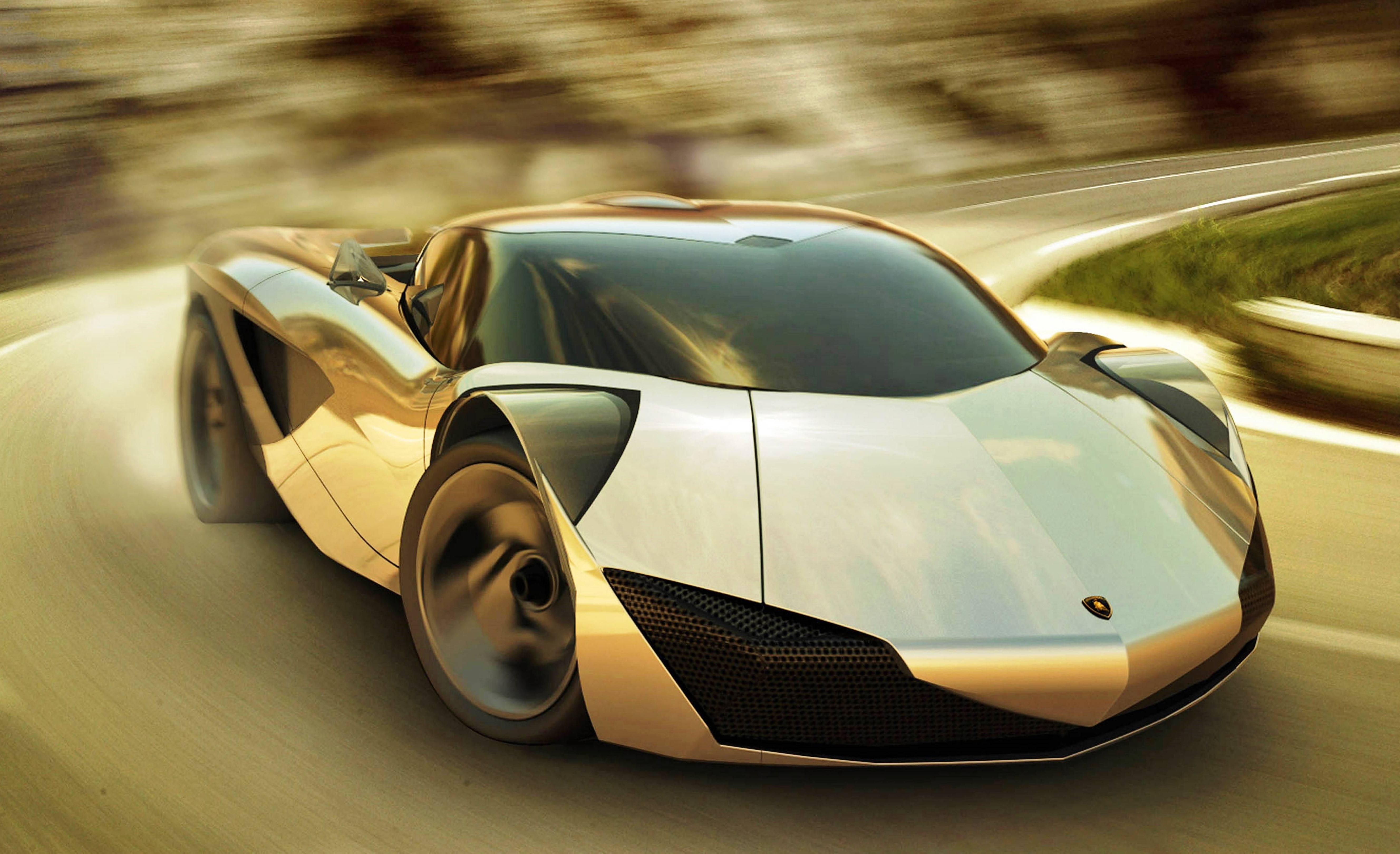 Design Talent Showcase - 2020 Lamborghini Minotauro by ...