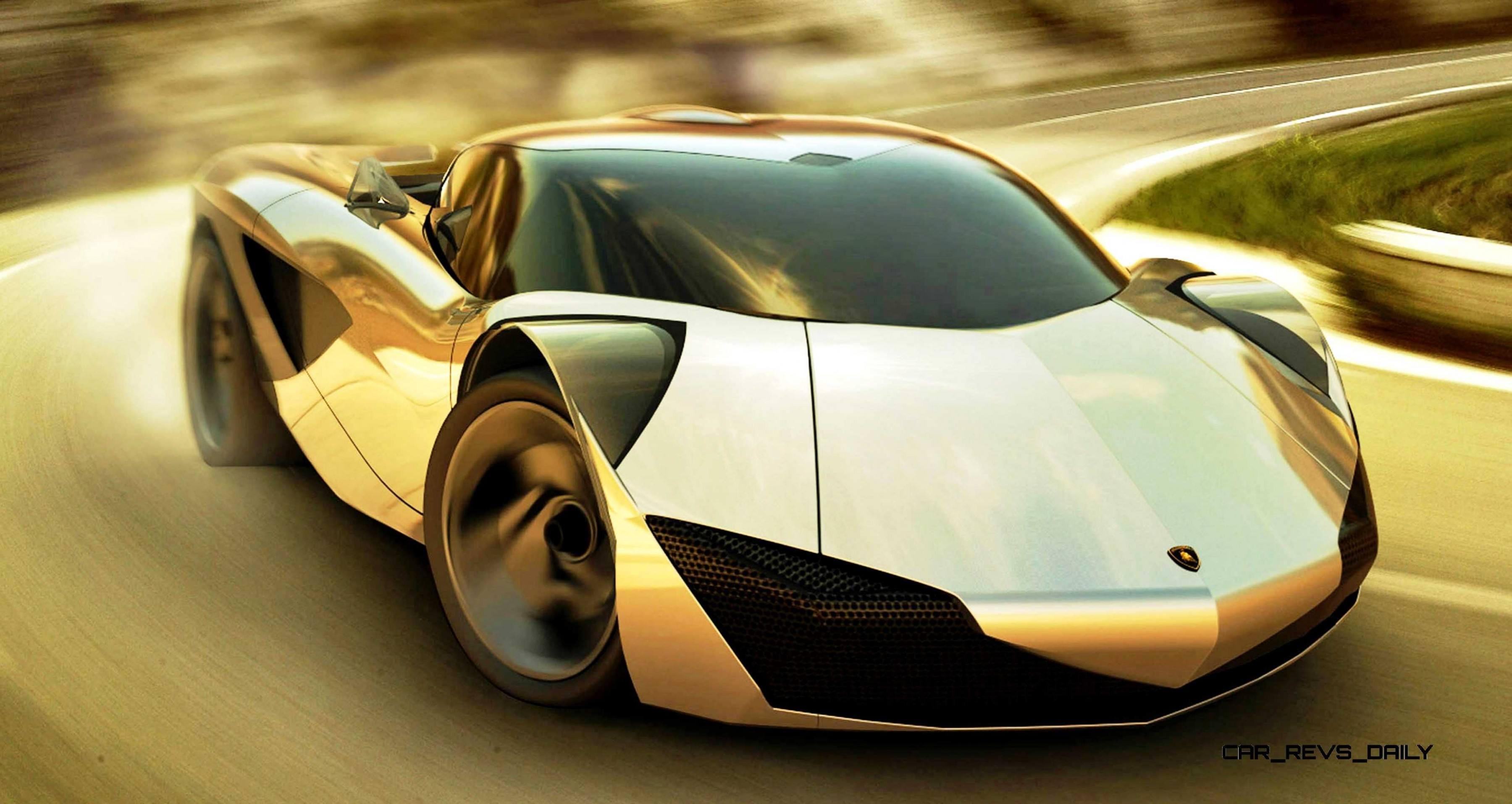2020 Lamborghini Minotauro By