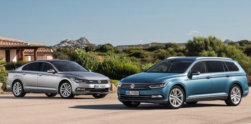 European 2015 Volkswagen Passat 14