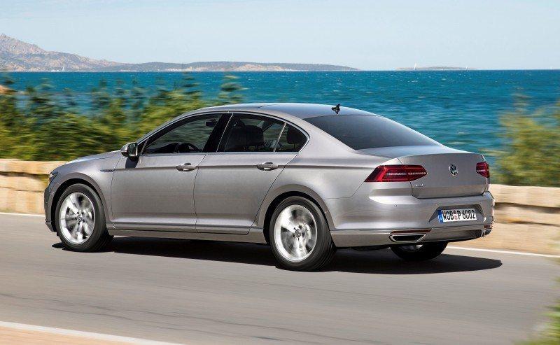 European 2015 Volkswagen Passat 16