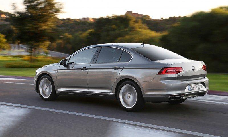 European 2015 Volkswagen Passat 18