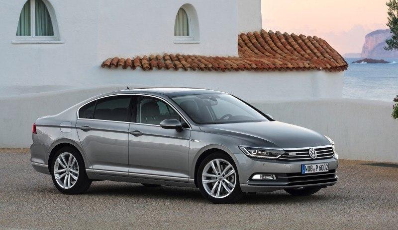 European 2015 Volkswagen Passat 19