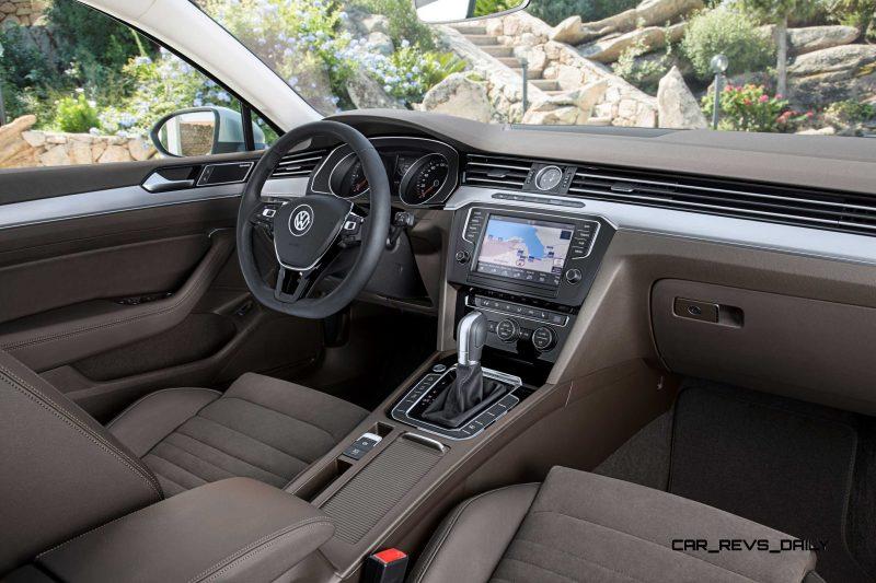 European 2015 Volkswagen Passat 25
