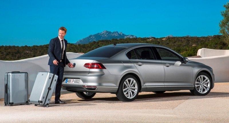 European 2015 Volkswagen Passat 26