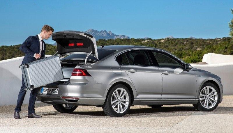 European 2015 Volkswagen Passat 27