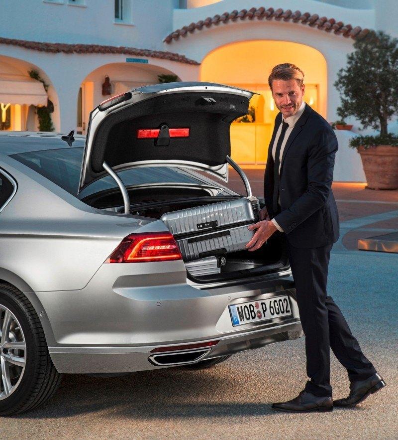European 2015 Volkswagen Passat 28