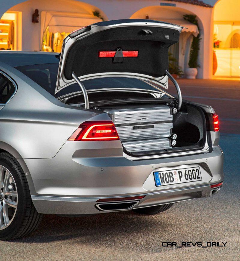 European 2015 Volkswagen Passat 29