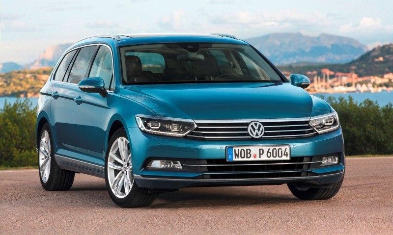 European 2015 Volkswagen Passat 32