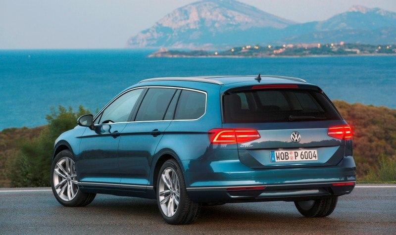 European 2015 Volkswagen Passat 33