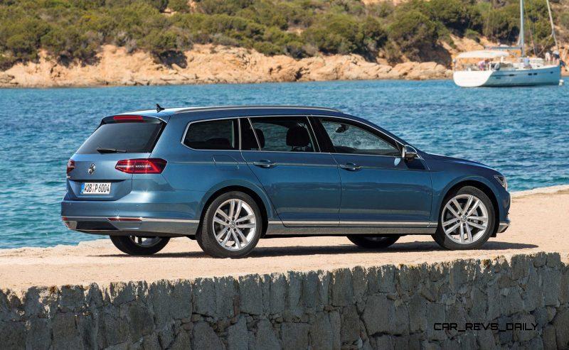 European 2015 Volkswagen Passat 35