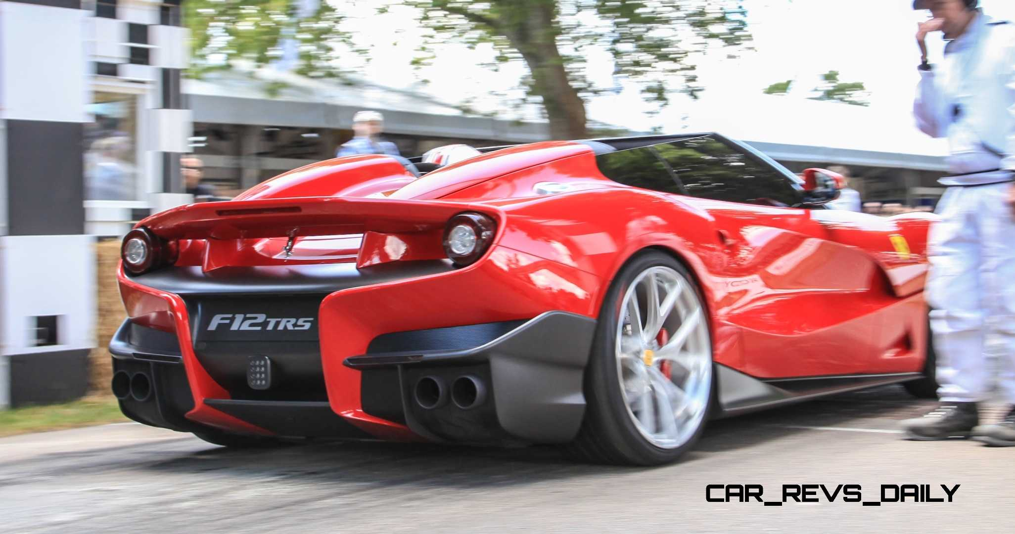 3 1s 2015 Ferrari F60 America Is 10 Copy F12 Spyder