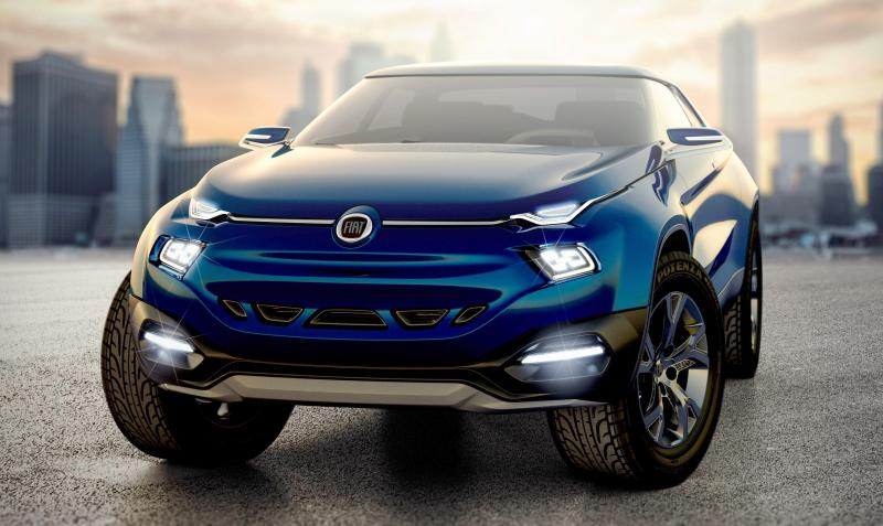 Fiat FCC4 Concept 2