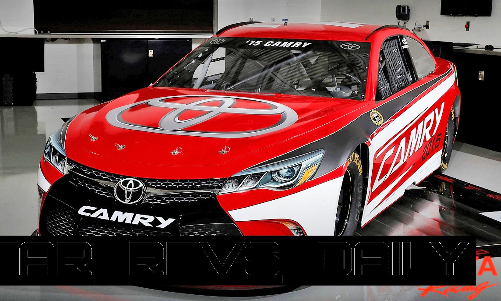 Gen 6 Toyota Camry Nascar Revealed Ahead Of 2015 Season