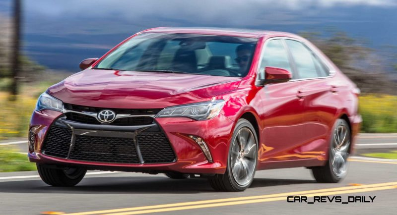 HD Road Test Review - 2015 Toyota Camry XSE 19