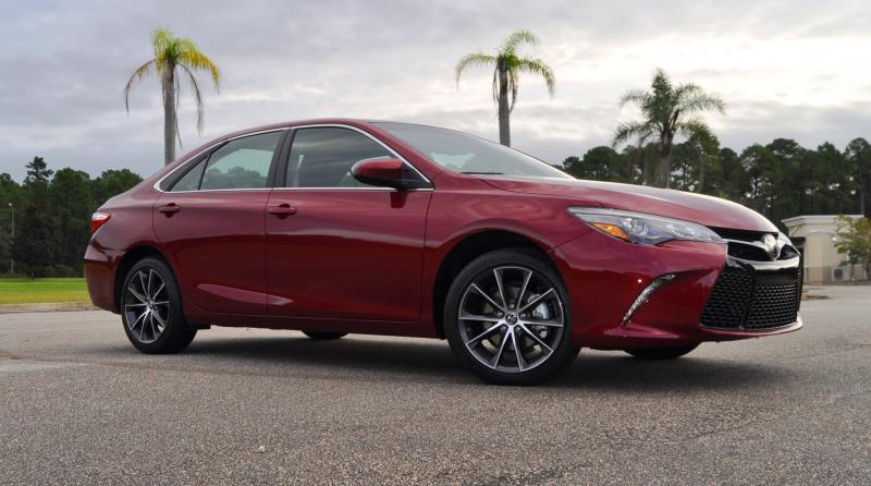 HD Road Test Review - 2015 Toyota Camry XSE 62
