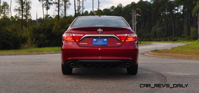 HD Road Test Review - 2015 Toyota Camry XSE 67