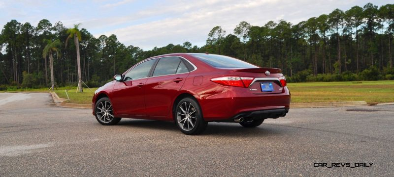 HD Road Test Review - 2015 Toyota Camry XSE 69