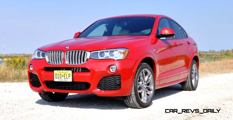 HD Video Review - 2015 BMW X4 xDrive35i M Sport 1