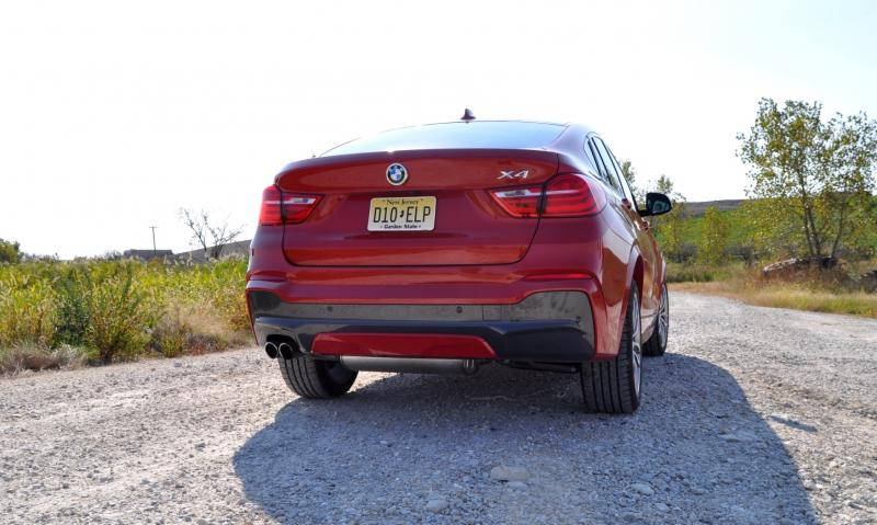 HD Video Review - 2015 BMW X4 xDrive35i M Sport 10