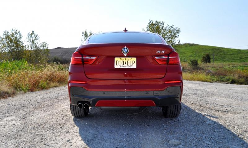 HD Video Review - 2015 BMW X4 xDrive35i M Sport 11