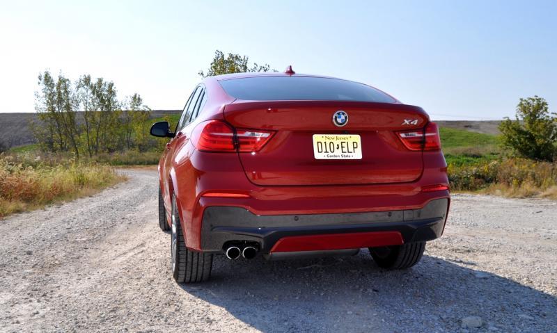 HD Video Review - 2015 BMW X4 xDrive35i M Sport  12