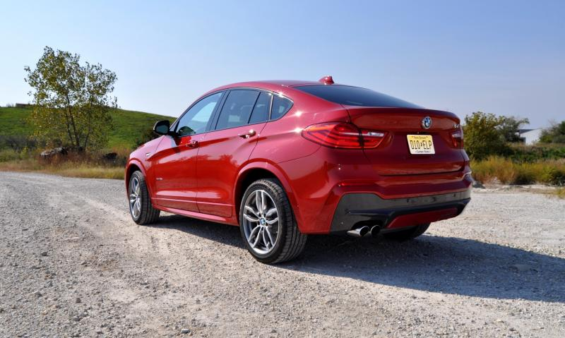 HD Video Review - 2015 BMW X4 xDrive35i M Sport 13