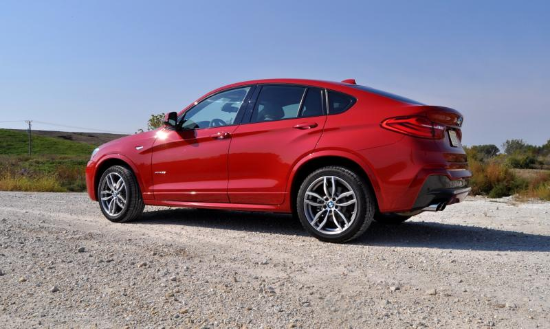 HD Video Review - 2015 BMW X4 xDrive35i M Sport 14