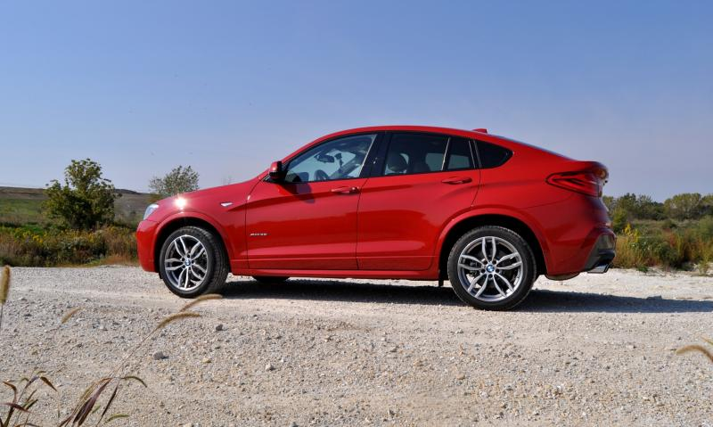 HD Video Review - 2015 BMW X4 xDrive35i M Sport 15