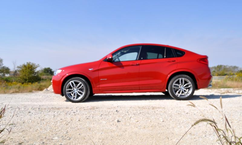 HD Video Review - 2015 BMW X4 xDrive35i M Sport 16