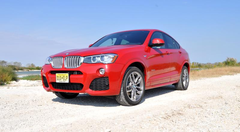 HD Video Review - 2015 BMW X4 xDrive35i M Sport 18