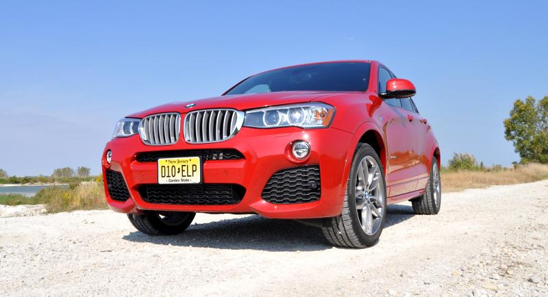 HD Video Review - 2015 BMW X4 xDrive35i M Sport 19