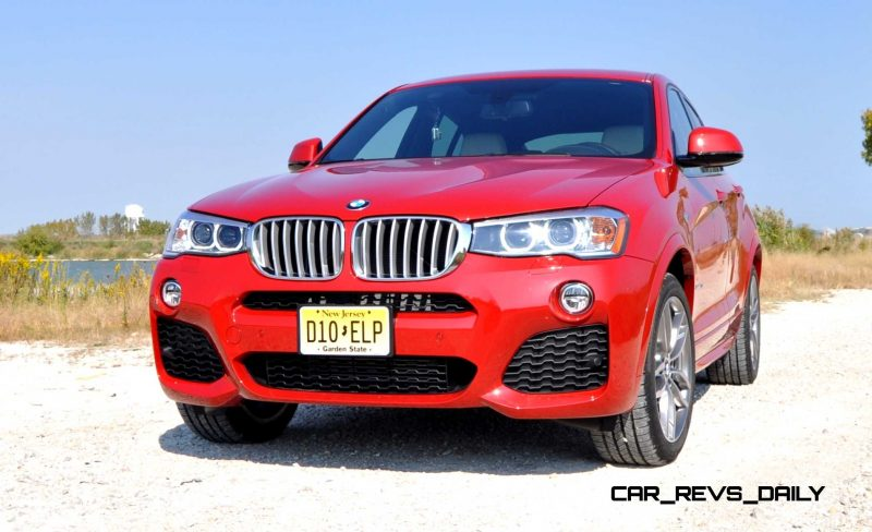 HD Video Review - 2015 BMW X4 xDrive35i M Sport 2