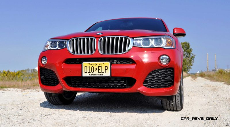 HD Video Review - 2015 BMW X4 xDrive35i M Sport 20