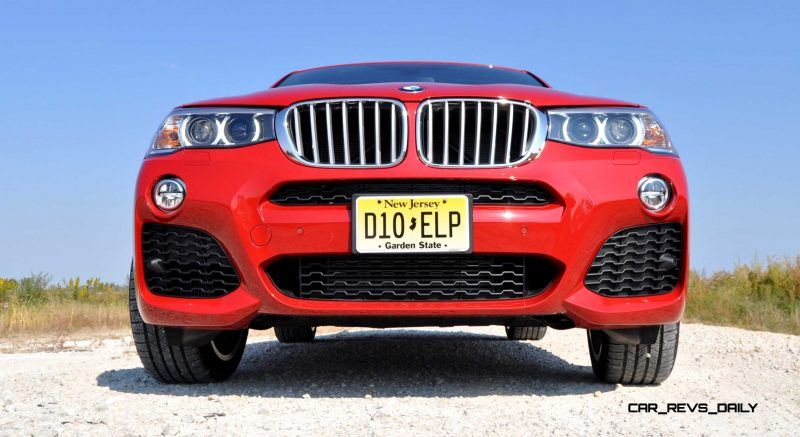 HD Video Review - 2015 BMW X4 xDrive35i M Sport 21