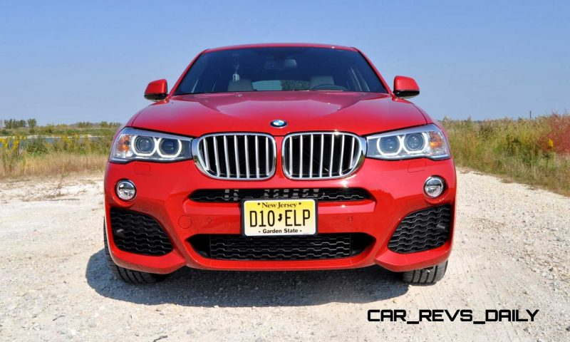 HD Video Review - 2015 BMW X4 xDrive35i M Sport 22