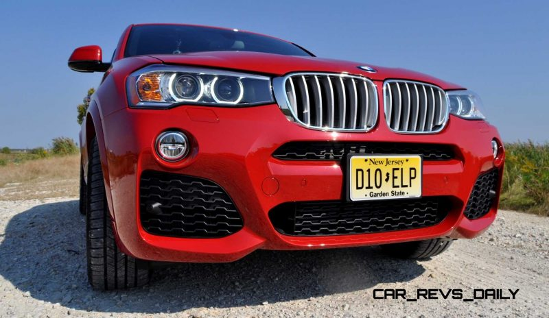 HD Video Review - 2015 BMW X4 xDrive35i M Sport 23