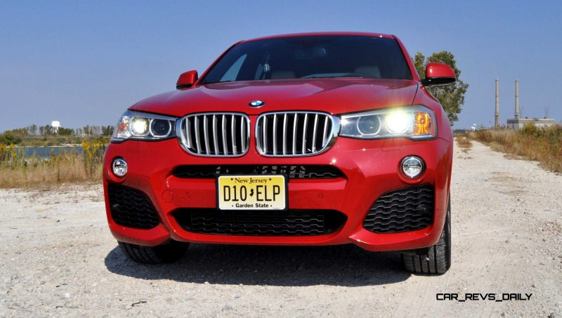 HD Video Review - 2015 BMW X4 xDrive35i M Sport  24