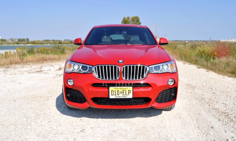 HD Video Review - 2015 BMW X4 xDrive35i M Sport  25
