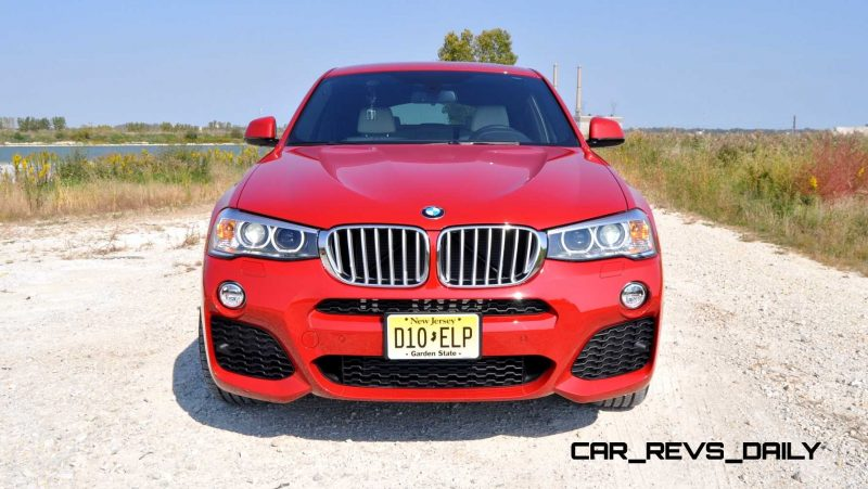 HD Video Review - 2015 BMW X4 xDrive35i M Sport 26