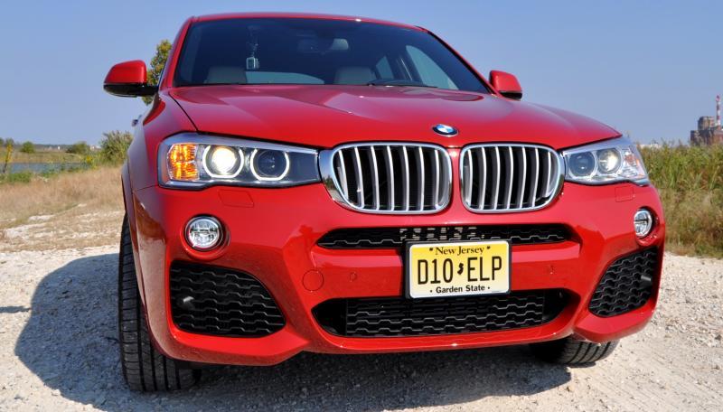 HD Video Review - 2015 BMW X4 xDrive35i M Sport  27
