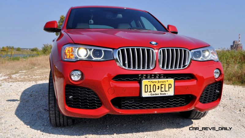 HD Video Review - 2015 BMW X4 xDrive35i M Sport 28