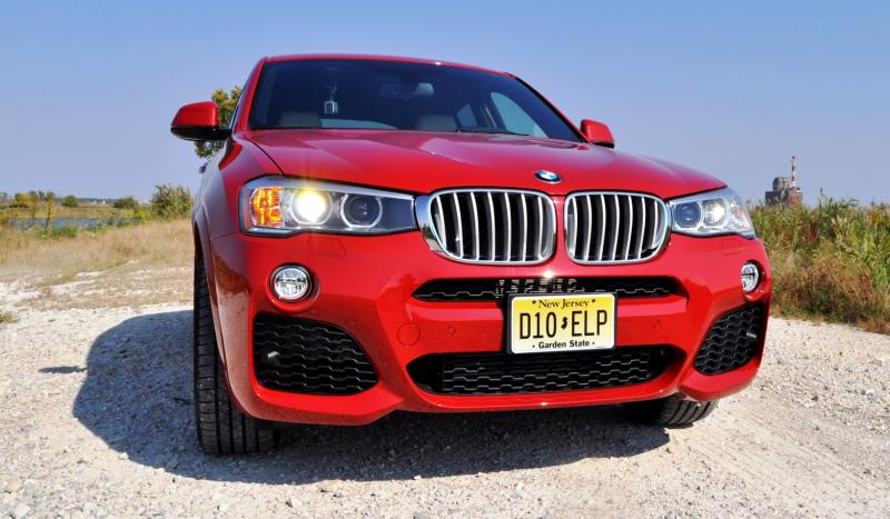 HD Video Review - 2015 BMW X4 xDrive35i M Sport 29