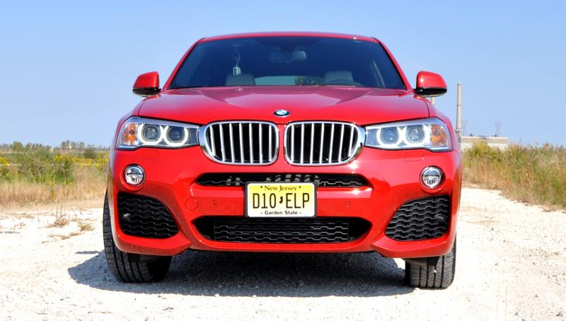 HD Video Review - 2015 BMW X4 xDrive35i M Sport 3