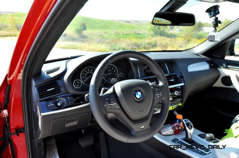 HD Video Review - 2015 BMW X4 xDrive35i M Sport 31
