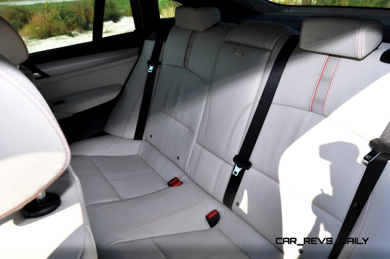 HD Video Review - 2015 BMW X4 xDrive35i M Sport  33
