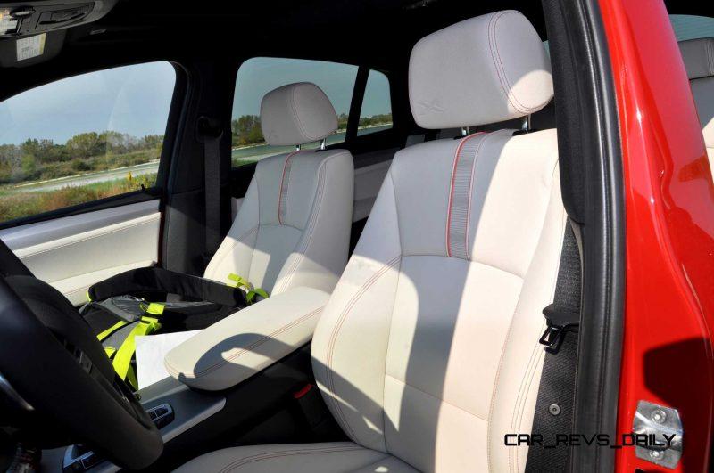 HD Video Review - 2015 BMW X4 xDrive35i M Sport  34