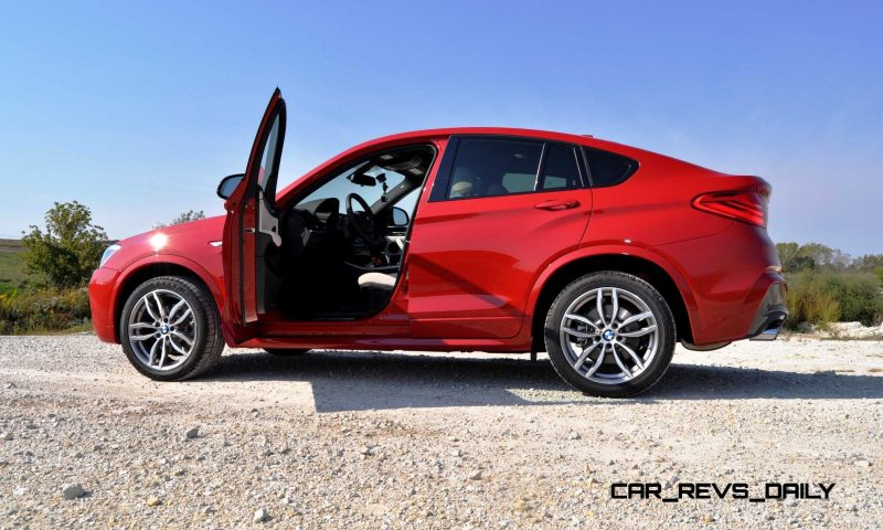 HD Video Review - 2015 BMW X4 xDrive35i M Sport 35